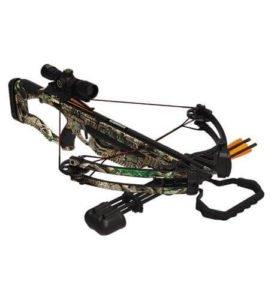 Barnett Lady Raptor FX Crossbow 4 x 32 scope Package