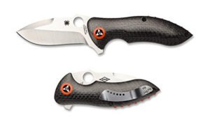 Spyderco Rubicon Tactical Pocket Knife