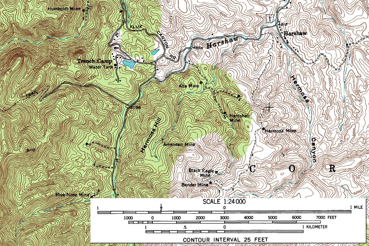 1. Topographical Maps