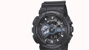G-Shock GA110-1B Military Series Watch