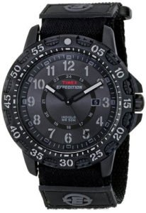 Timex Men's T499979J Expedition Camper Trail Black Watch