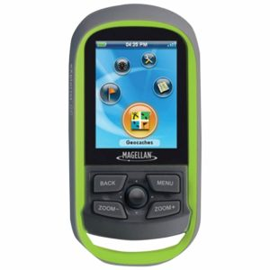 Magellan eXplorist GC Waterproof Geocaching GPS