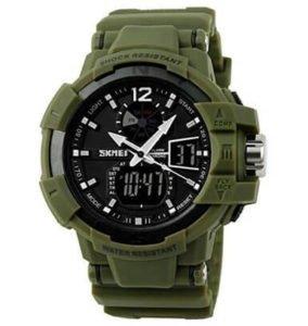 USWAT Military Multifunction Waterproof Digital Watch