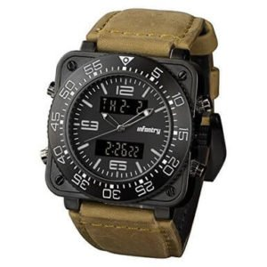 Night Vision INFANTRY Special Force Mens Wrist Watch