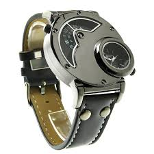 Luxury Nylon Band Quartz Dial Wrist Watches by OGYA