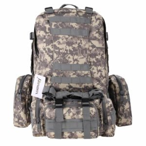 Homdox Outdoor Large Rucksack Mountaineering Bag Military Tactical Backpack