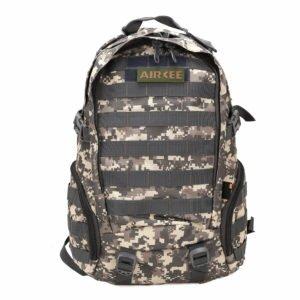 Aircee (TM) Camoflage Daypack School Laptop Backpack