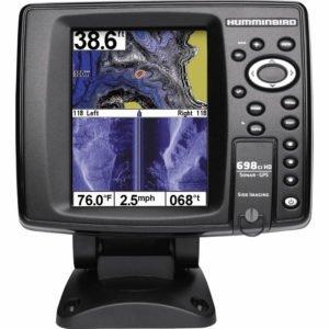 The Hummingbird 409470 ci HD Combo Depth Finder