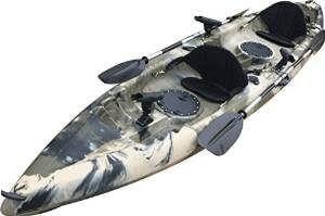 Useful Sit On Top Tandem Fishing Kayak