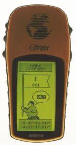 Garmin eTrex Waterproof Hiking GPS