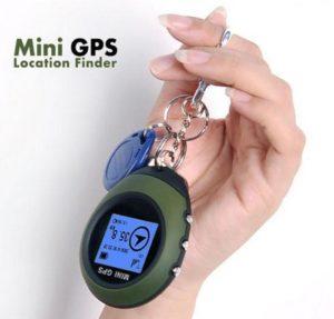 Winterworm Outdoor Mini Handheld GPS