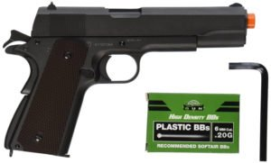 Colt 1911 Co2 Full Metal Airsoft Pistol