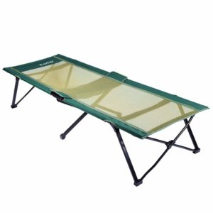 Forfar Camping Bed and Cot