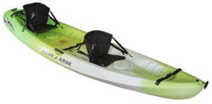 Ocean Kayak Malibu Two Tandem Sit-On-Top Recreational Kayak