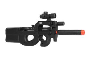 Fully Automatic Airsoft BELGIUM P-90 Deluxe
