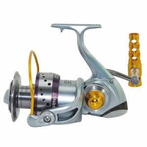 Ecooda® Hornet Series Premium Heavy Duty Spinning Reel