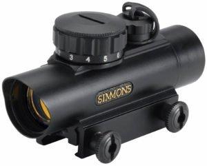 Simmons RedDot 1x 20mm 5-MOA Dot