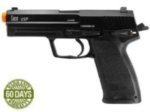 H&K KWA USP with NS2 Gas Blow Back System airsoft gun