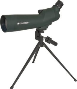 Celestron 60 mm Zoom - 45° Spotting Scope