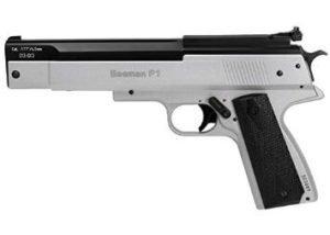 Beeman P1 Stainless Look Air Pistol air pistol