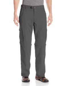 prAna Stretch Zion Convertible Pants