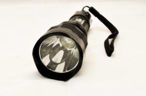 The Kill Light XLR250 Pro Package Gun Mounted Night Hunting Light