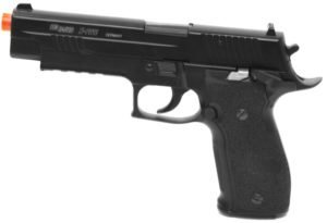 Sig Sauer P226 X-Five CO2 Blowback Tactical Airsoft Pistol