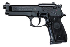 Beretta 92FS, Blue air pistol