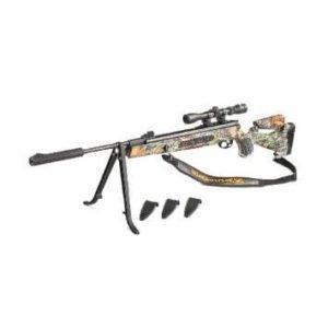 Hatsan 125 Sniper Air Rifle Combo, Camo air rifle