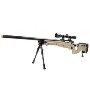WELL MB08D L96 Spring Airsoft Gun