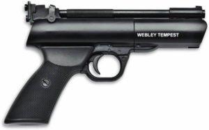 Webley Tempest Air Pistol air pistol