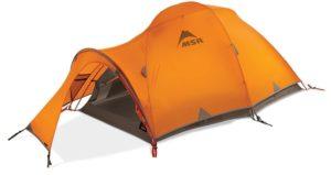 MSR Fury Tent: 2-Person 4-Season