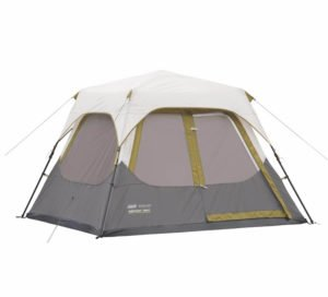 Coleman Signature Instant Tent 4 with Rainfly