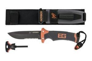 Gerber Bear Grylls Ultimate Serrated Knife