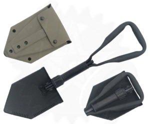 Tri-Fold Entrenching Tool (E-Tool)