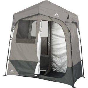 Ozark Trail 2-Room 7' x 3.5' Instant Shower