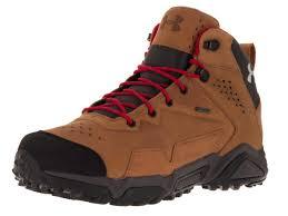 Under Armour Men's UA Tabor Ridge Leather Boots