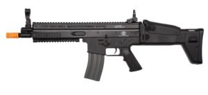Classic Army Sportline FN SCAR-L A.E.G. Black Color