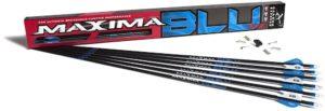 Carbon Express Maxima BLU RZ Fletched Carbon Arrows