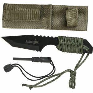 Survivor HK-106320 Series Fixed Blade Outdoor Knife