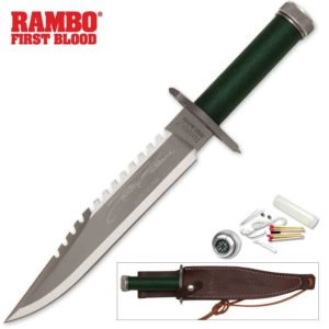 RAMBO I MC-RB1SS Hunting Knife