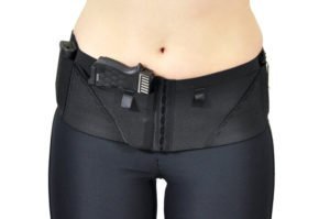 Hip Hugger Classic - Can Can Concealment Women's Concealed Carry Holster