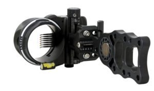 Axcel 7 Pin .019 Fiber Armortech HD Hunting Sight