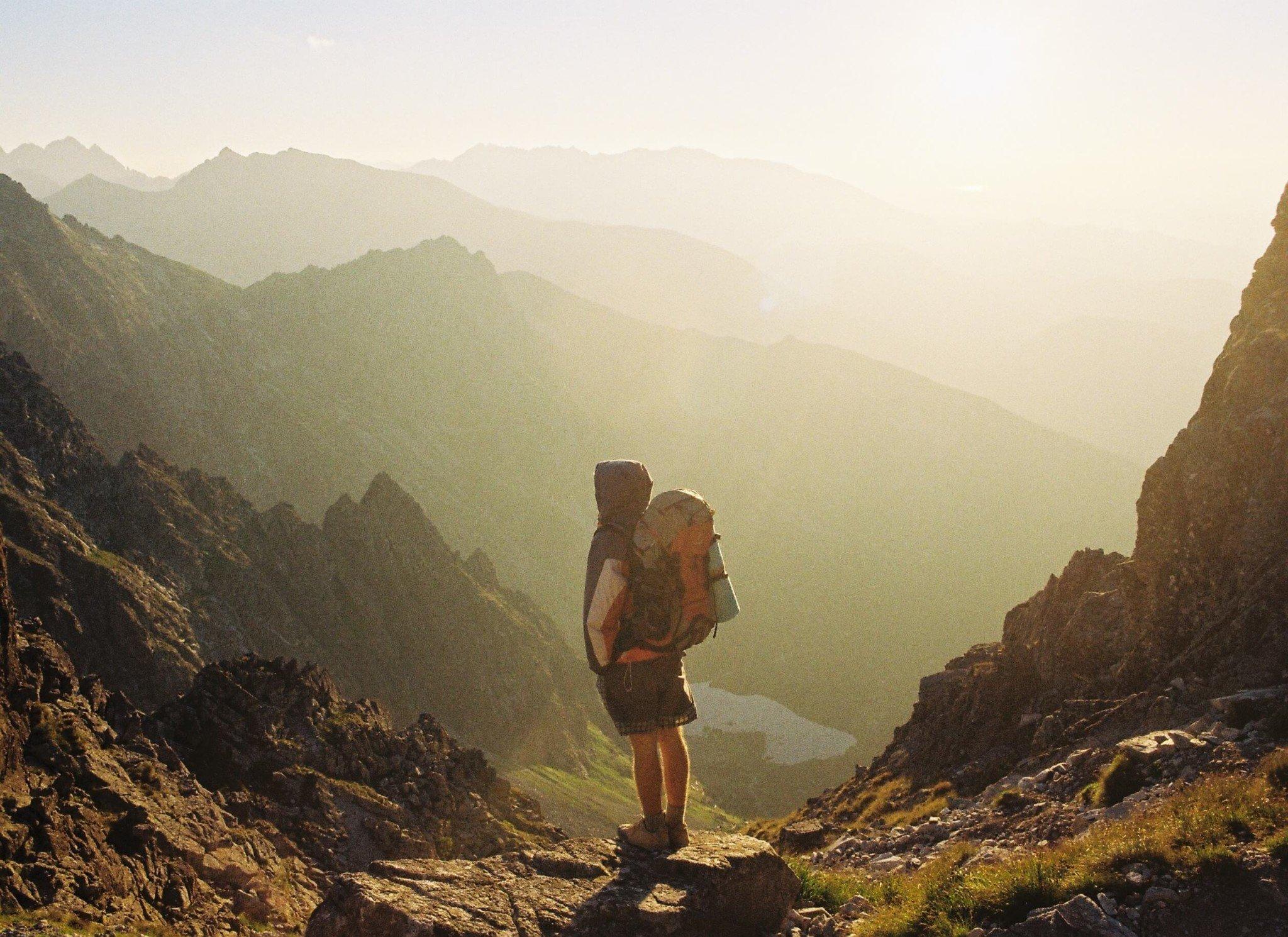 thru-hiking